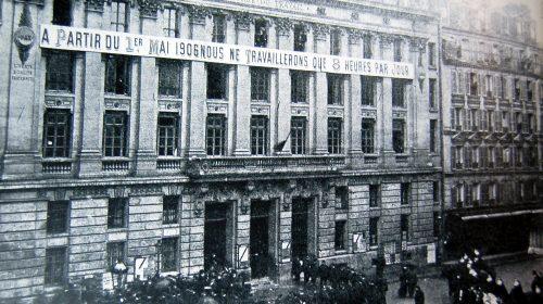 Bourse du Travail 1906 – TimePlus Planification optimisée –
