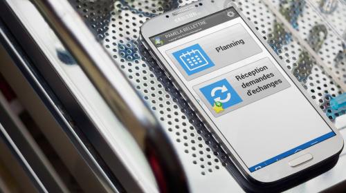 Demande d'échange – TimePlus, planfication optimisée en mode saas disponible sur ordinateurs et mobiles